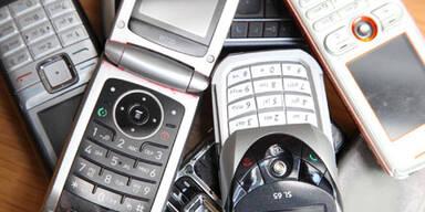 Einheitliches Ladegerät für Handys