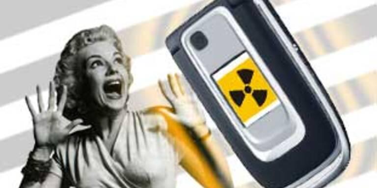 """Ärztekammer warnt vor """"Handystrahlung"""""""