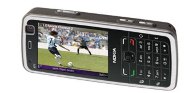 TV via Handy bisher wenig genutzt