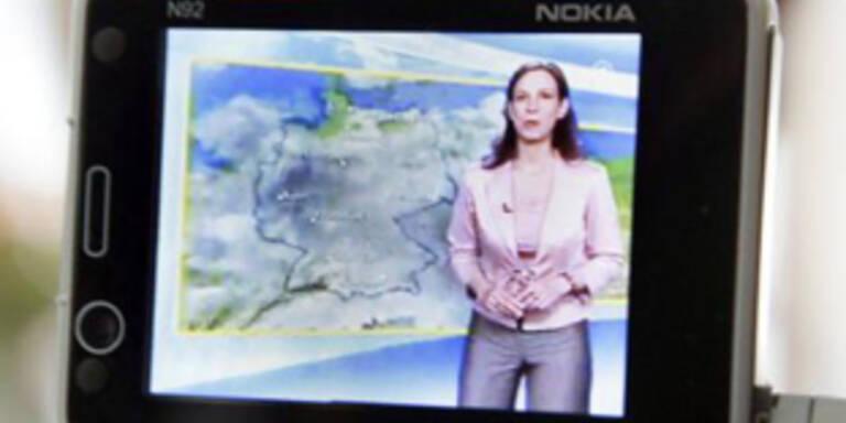3 präsentiert sein Handy-TV-Angebot