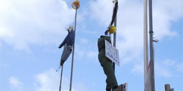 EU: Evakuierungsplan für Libyen