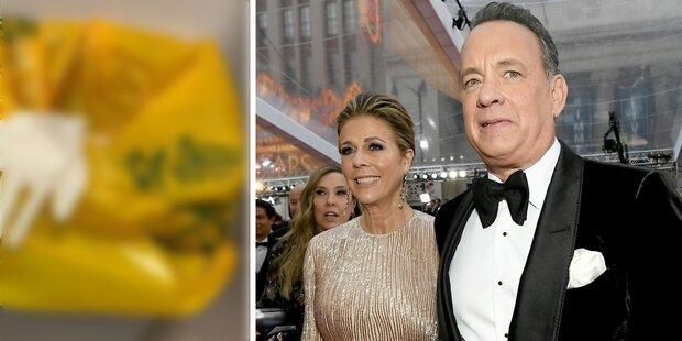 Infizierter Tom Hanks meldet sich aus Corona-Quarantäne