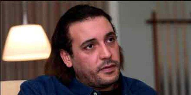 Wieder Wirbel um Gaddafi-Sohn Hannibal