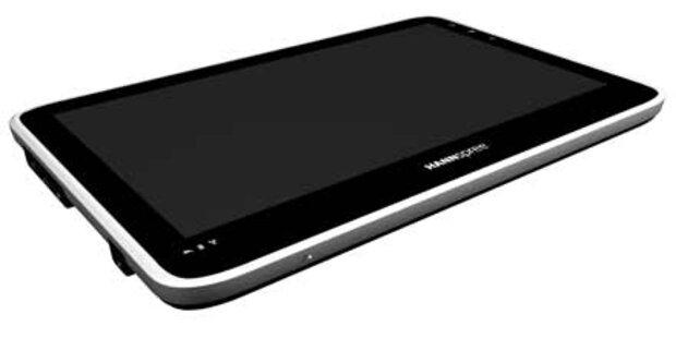 Weltpremiere des neuen iPad-Gegners