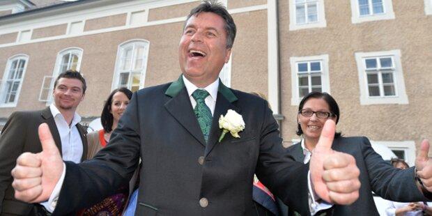 Team Stronach will Dreier-Koalition