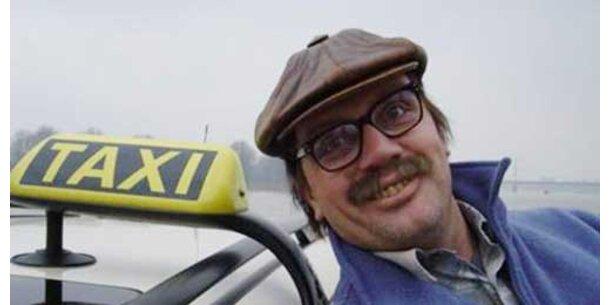 Hape Kerkeling als Taxifahrer