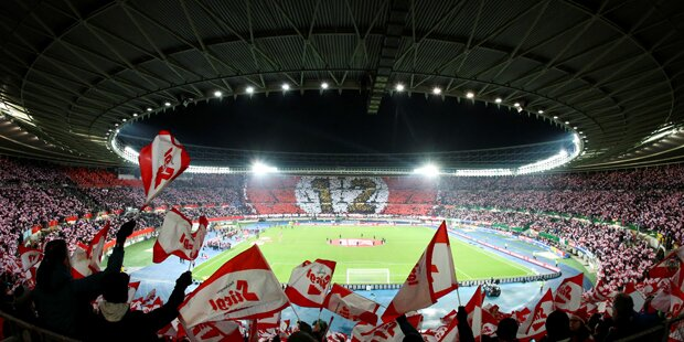 Neues Nationalstadion: Entscheidung getroffen