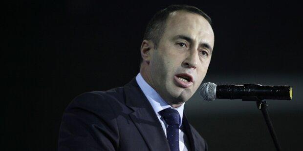 Freispruch für Ex-Premier Haradinaj