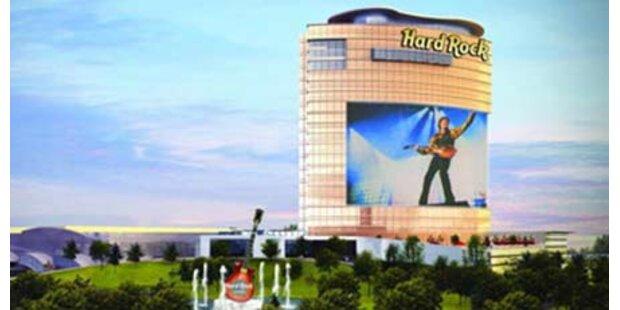Rock-Hotel für Nickelsdorf