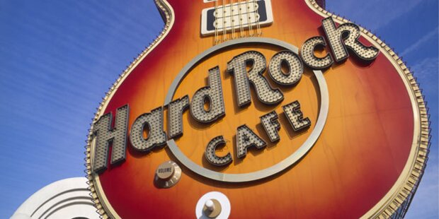 Gerüchte um Hard Rock Café in Wien