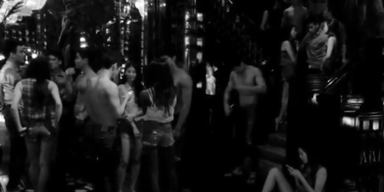 Harlem Shake bei Abercrombie & Fitch
