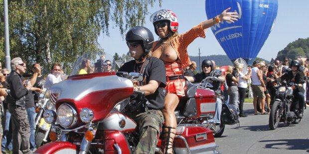 Harleys um 400.00 Euro gestohlen