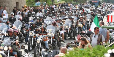 Harley-Davidson Charity Tour