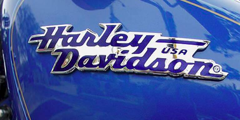 Harley-Davidson ruft 308.000 Bikes zurück