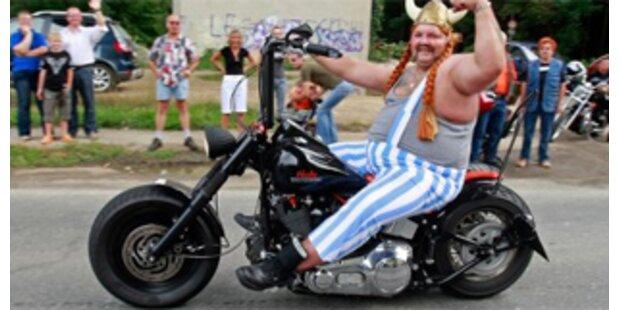 Zwei Harleys um 100.000 Euro gestohlen