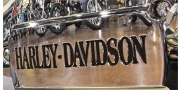 Harley-Davidson streicht 1.100 Jobs