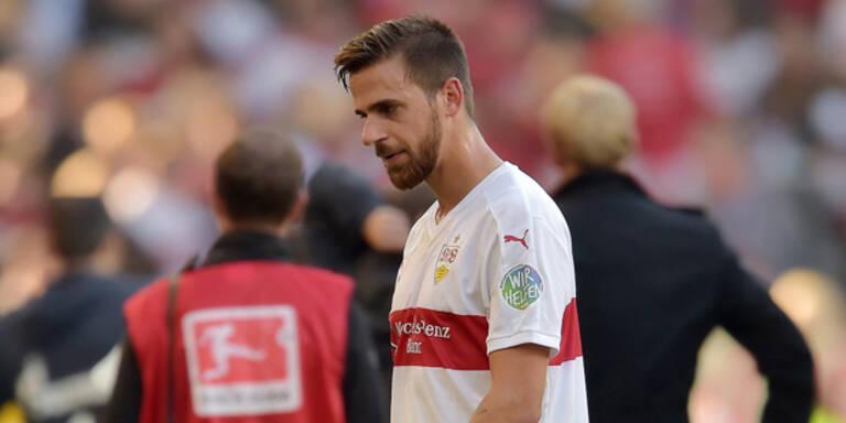 Verlässt Harnik den VfB?