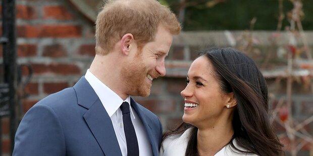 Meg & Harry: Hochzeit im Mai mit Obamas?