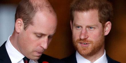 Offiziell: William wird Harrys Trauzeuge