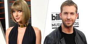 Calvin Harris und Taylor Swift beenden Beziehung