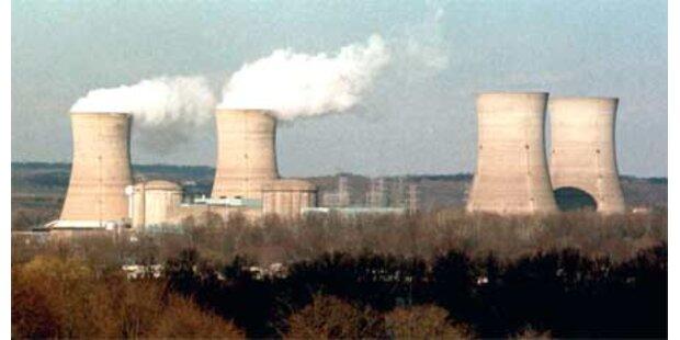 Strahlenpanne in US-Atomkraftwerk