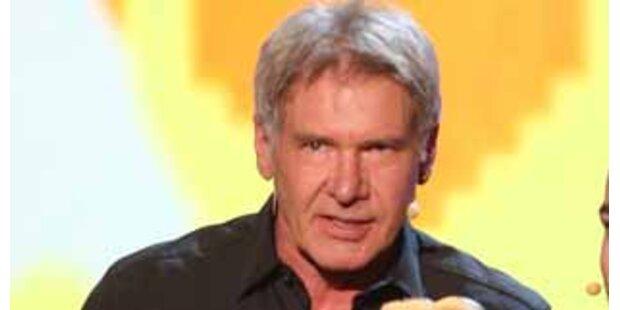 Harrison Ford ersetzt Bruce Willis