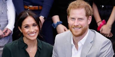 Wie Meg und Harry die Royals zerstören
