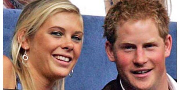 Prinz Harry versöhnt sich mit seiner Chelsy