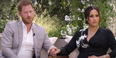 Prinz Harry: 'Angst, dass sich die Geschichte wiederholt'