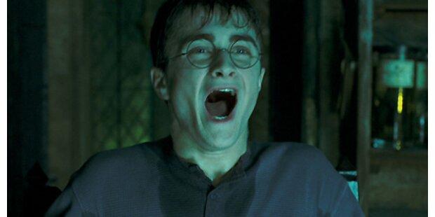 Als Statist im nächsten Potter-Film mitspielen!
