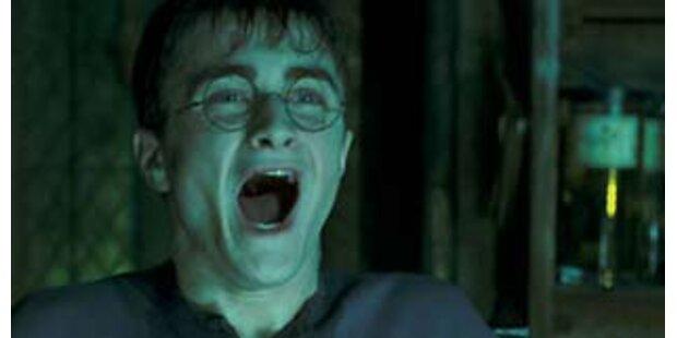 Zwei Nackte stören Harry Potter-Dreh