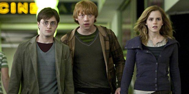 Das treiben Potter-Stars nach dem Aus