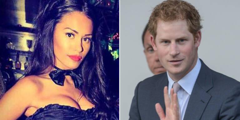 Prinz Harry: Heiße Party mit Gogo-Tänzerin