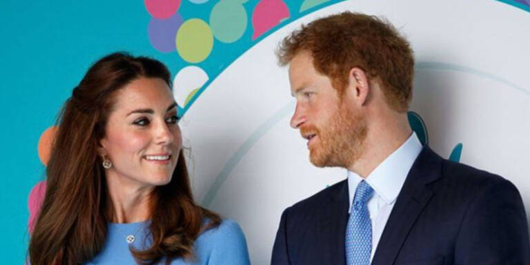 Nach Dianas Tod: Sie konnte Lücke für Harry füllen