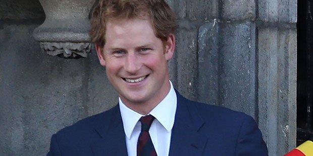Prinz Harry: Heute steigt seine Party