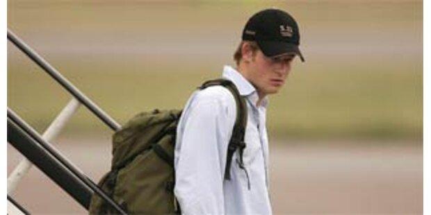 Prinz Harry besucht junge Aids-Waisen in Lesotho