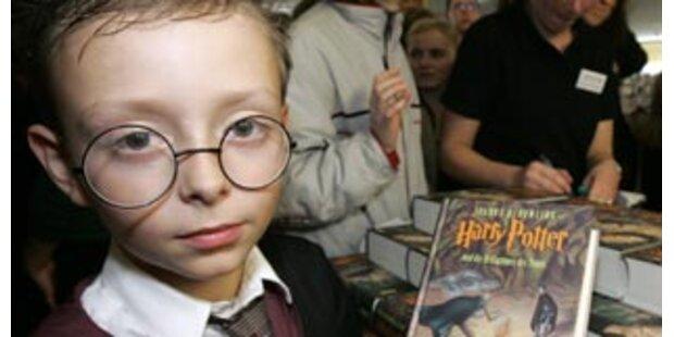 Voller Erfolg für Harry-Potter-Unterricht