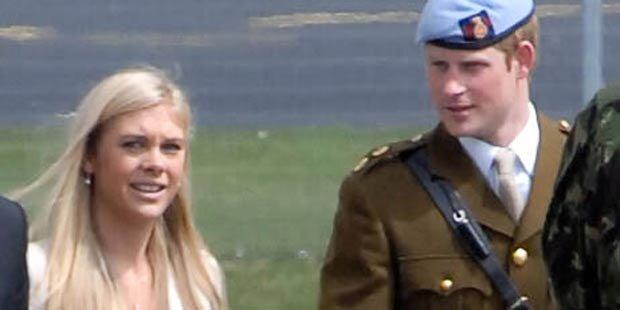 Kommt Harry mit Chelsy zur Hochzeit?