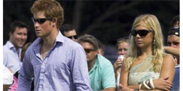 Prinz Harry und Chelsy trennen sich