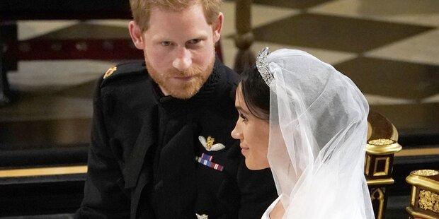 Harry & Meghan: Das flüsterten sie wirklich