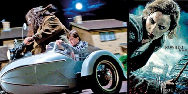 Harry Potter: Neue Fotos und neuer Film?