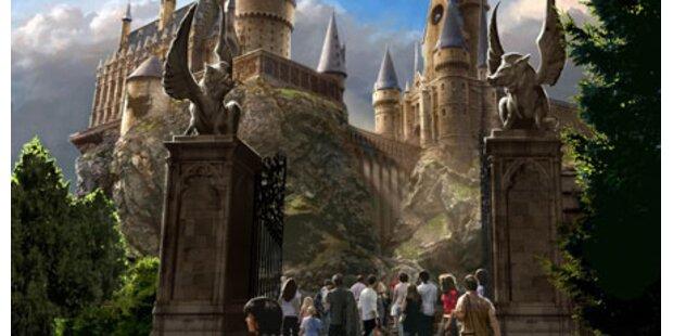 Harry-Potter-Park eröffnet 2010