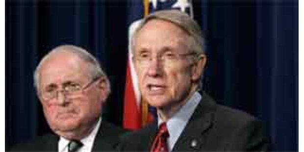 US-Senat weiter für Finanzierung des Irak-Kriegs