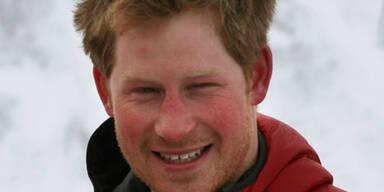 Prinz Harry, Nordpol