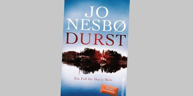 Härtetest für Harry Hole: Jo Nesbos