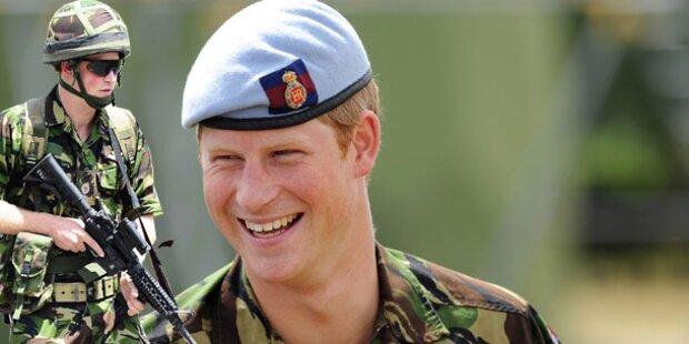 Harry will zurück nach Afghanistan