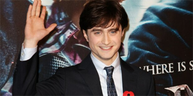 Stars stürmen Harry Potter-Premiere