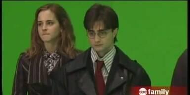 Letzte Dreh-Szenen von Harry Potter