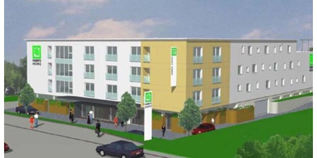 Neues Design-Hotel für Linz