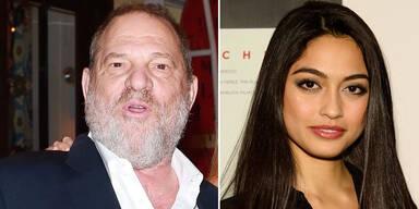 Harvey Weinstein, Ambra Gutierrez